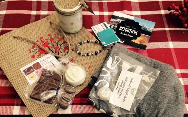 """Beyoutiful"" Locally Crafted Beauty Box from Alberta"