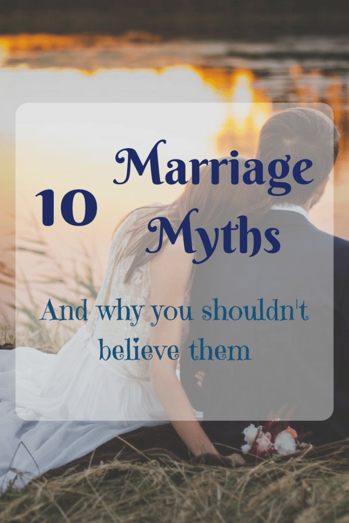 There are many misconceptions about marriage that married couples often believe. These common marriage myths are most likely to lead you astray. Marriage isn't easy, however there is something beautiful about the intimacy of long-term commitment.