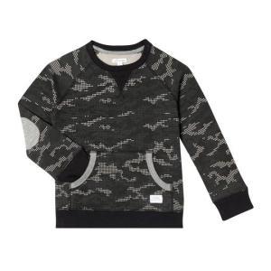 art & eden - digital camo sweater