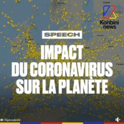 L'impact du coronavirus