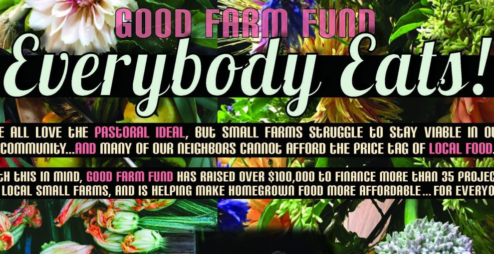 Good Farm Fund: Everybody Eats! Article in Real Estate Magazine