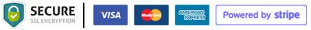Secure Payments Visa MC Amex