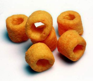 Cheese-flavoured snacks, such as beloved Cheezels, can be pretty nasty.