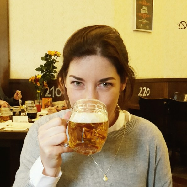 bier-drinken