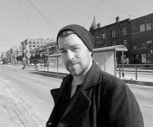 Sommelier Scott Zebrath hangs tough in downtown Toronto.