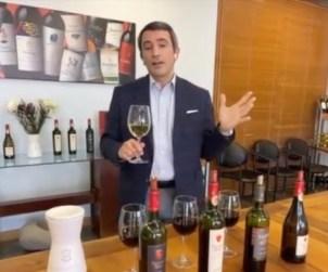 Escudo Rojo winemaker Emmanuel Riffaud talks us through his 2019 Escudo Rojo Chardonnay Reserva.
