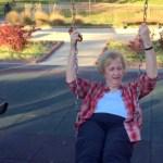 Swinging Grandma