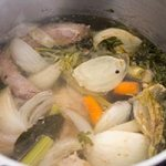 Turkey Soup Good and Simple