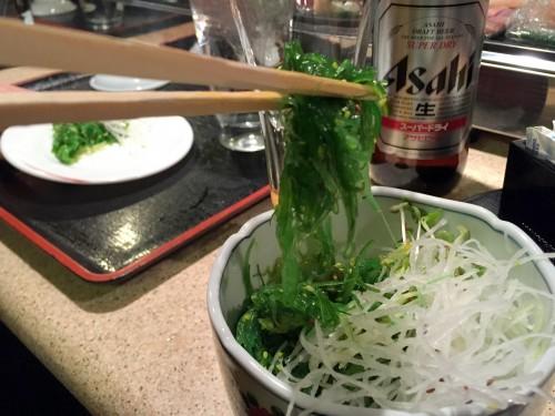 Seaweed Nobu's