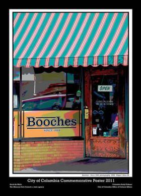 Booches poster exterior