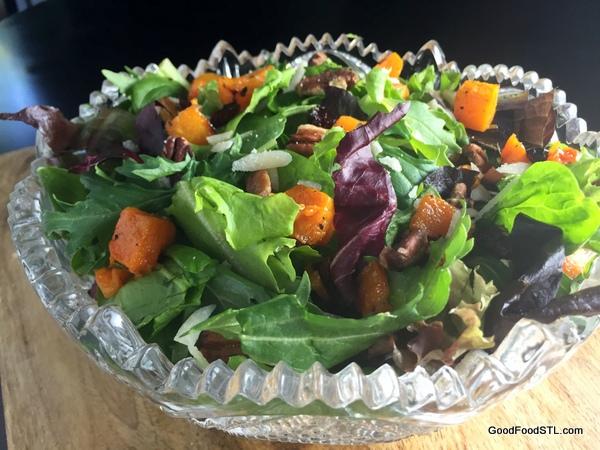 Butternut Squash Salad*