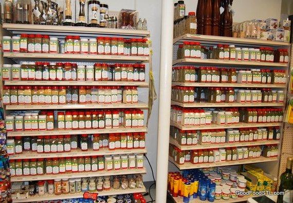 degregario spice rack