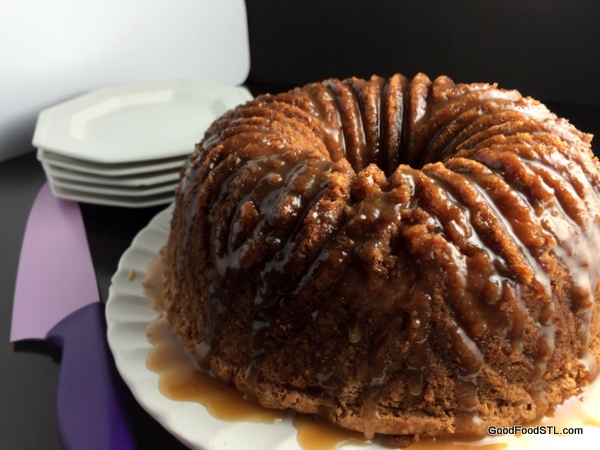 apple cake *