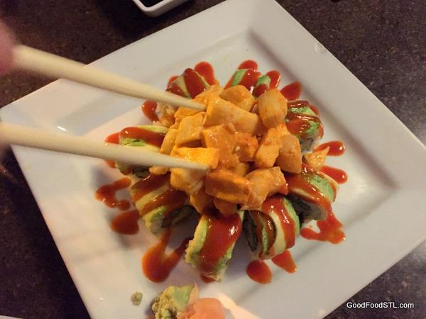 subzero sushi