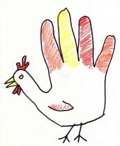 hand-turkey