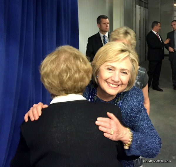 hillary clinton and Jean carnahan