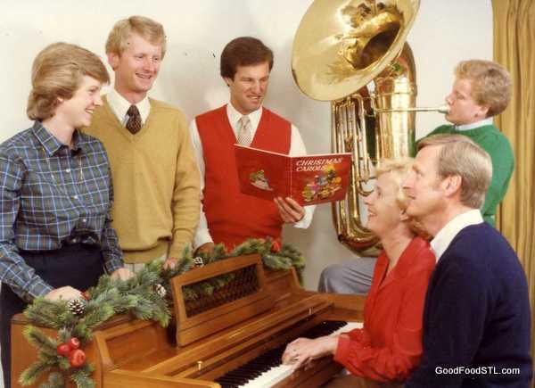 Carnahan Christmas, 1983