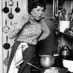 Julia Child, the Saucy Chef