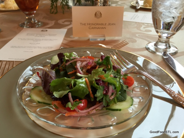 Squires Lunch at the Missouri Governor's Mansion 2016