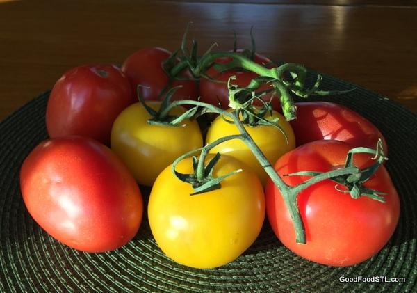 tomatoes *