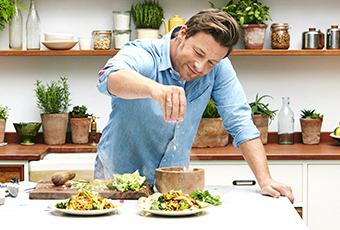 Jamie Oliver Hello Fresh
