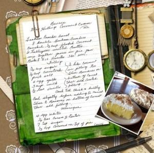miss hulling's coconut cream pie