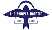 purple martin logo