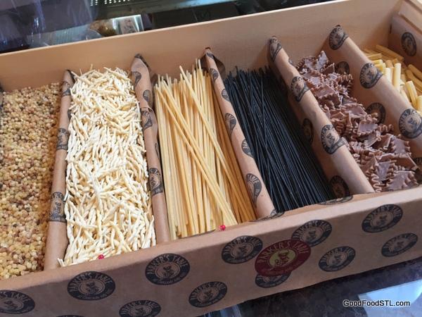 Parker's Table noodles