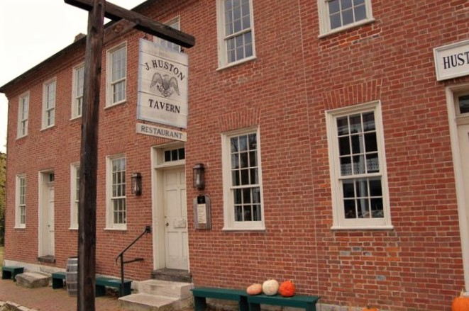 J. Huston Tavern, Arrow Rock, MO