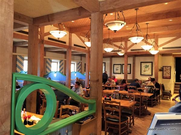 Schneithorst's dining room