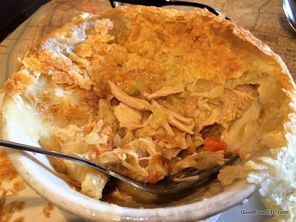 Chicken poto pie