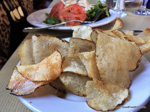 SqWires Restaurant potato chips