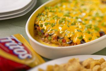 Frito's Seven Layer Dip
