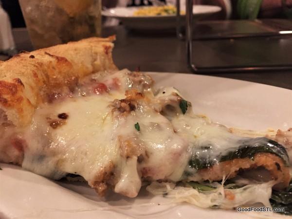 Margherita Pizza at at Anthonino's Taverna