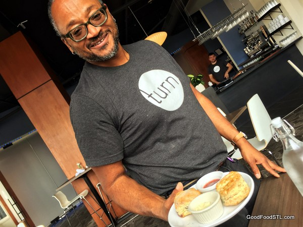 Chef David Kirkland of Turn Restaurant