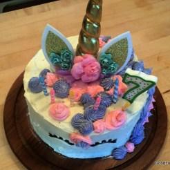 Coco's birthday cake
