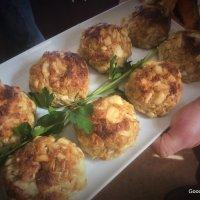 Faidley's Crab Cakes