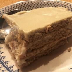 Colombian Lulu Cake