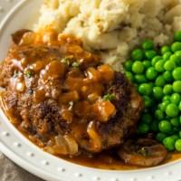 Salisbury Steak: A Yummy Flashback