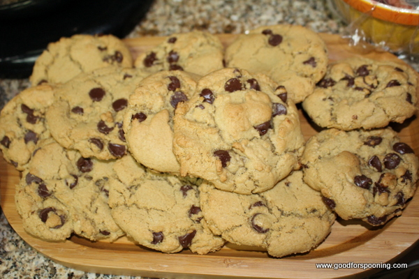 Apocalyptic Chocolate Chip Cookies by Friend Danielle