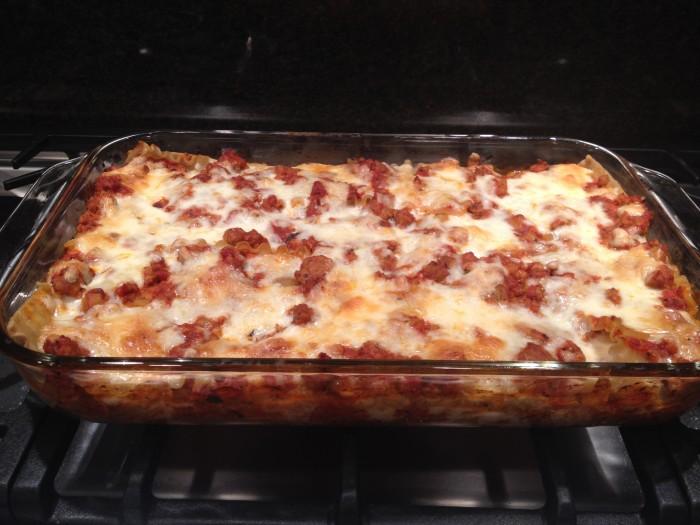 Simple Gluten Free Lasagna Recipe