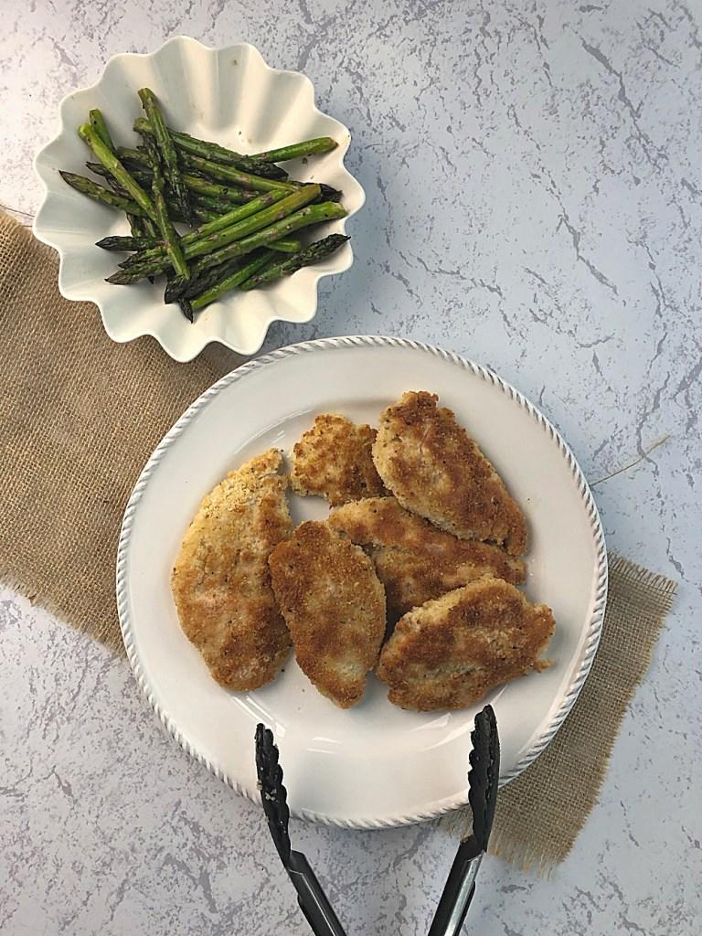 Gluten-Free Pan Fried Chicken 1a