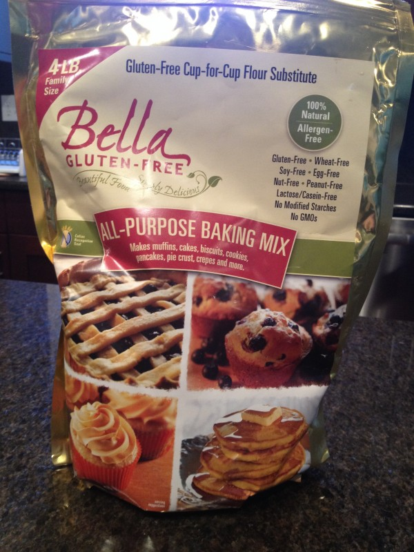 Product Review: Bella Gluten Free Flour Blend