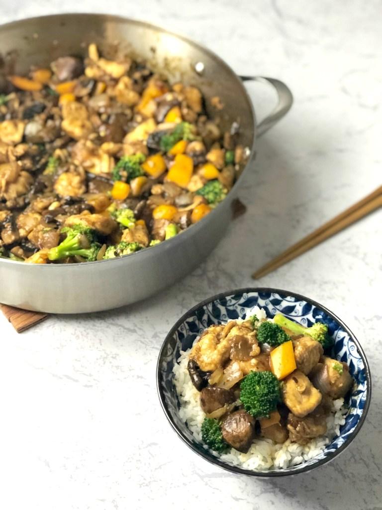 Easy Gluten-Free Stir-Fry Recipe 2