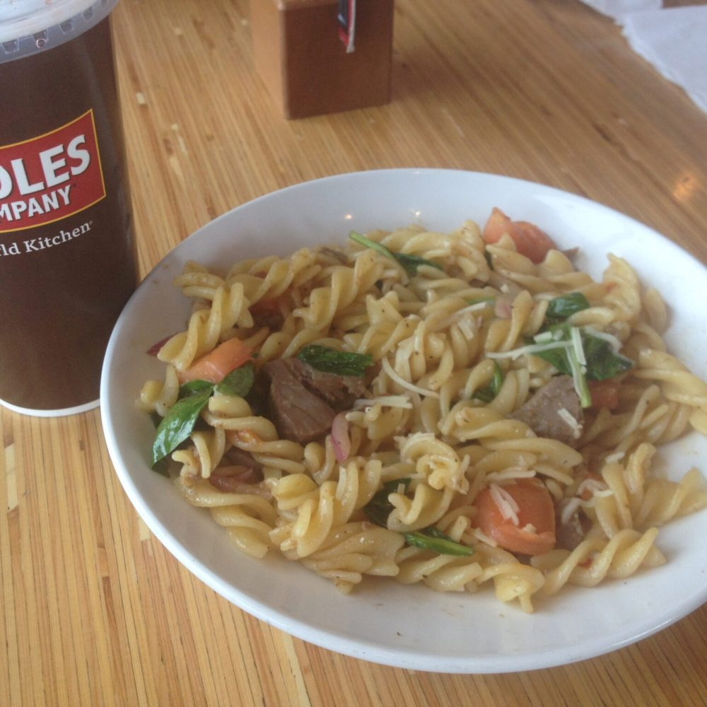 Eating Gluten-Free at Noodles & Company