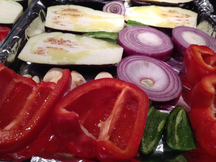 Roasted Veggie Dip 1