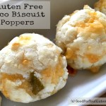 Gluten Free Taco Biscuit Poppers