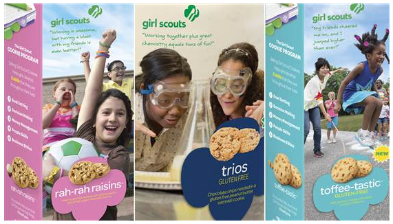 Gluten Free Girl Scout Cookies