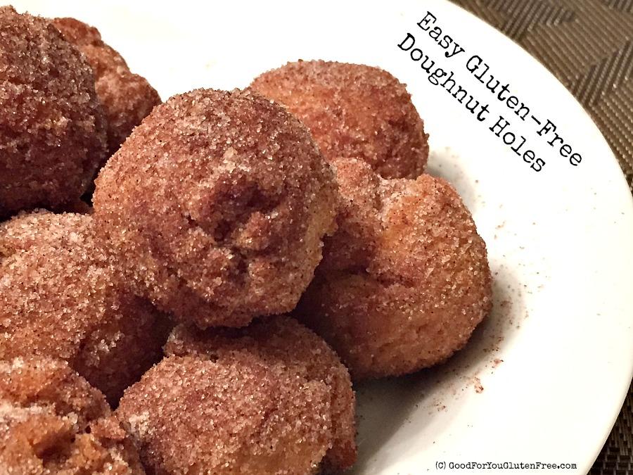 Easy Gluten-Free Doughnut Holes Recipe