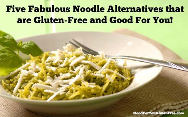 Five Amazing Gluten-Free and Low-Carb Noodle Alternatives